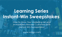 Instant-Win Sweepstakes.